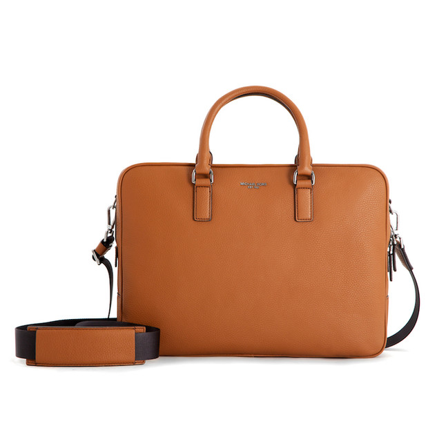 Laptop bag product photography.