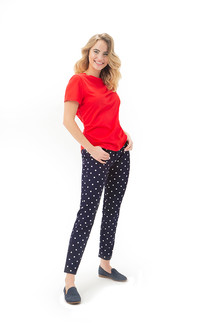 Apparel product photography on model