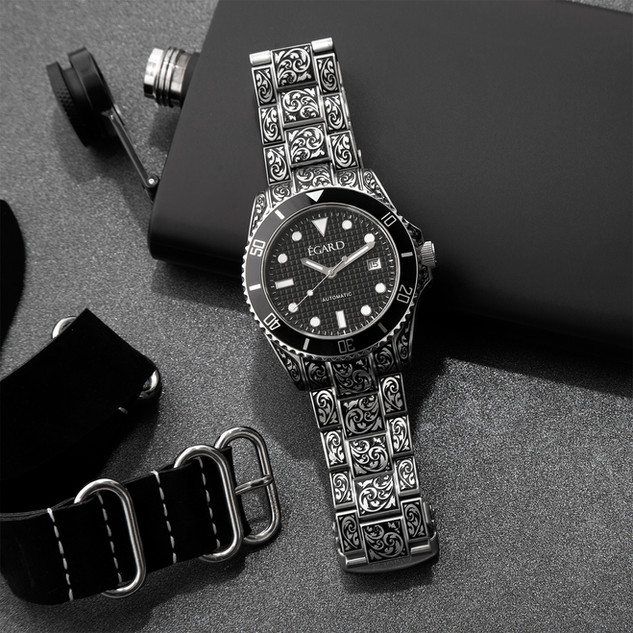 Watch lifestyle product photography