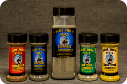 gunpowder seasoning