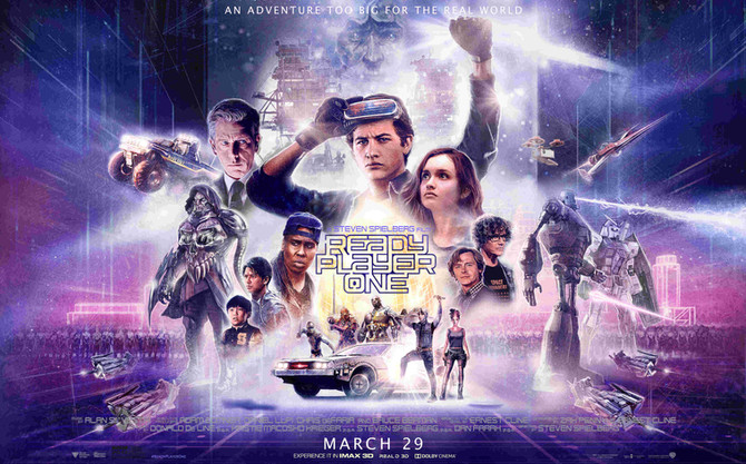 My Spoilerific Ready Player One review.
