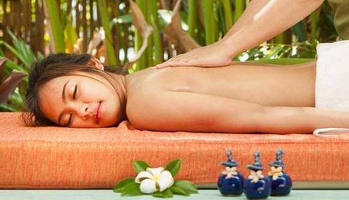 Massage-thailandais
