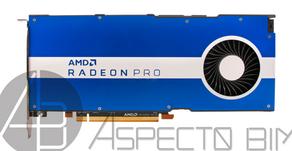 La nueva tarjeta  AMD Radeon Pro W5500 para arquitectos e ingenieros !!