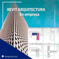 revit arquitectura en empresa