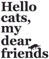 ねこのもの。 そして、ねこと暮らすかいぬしや、 ねこが好きな人のための小さなお店です。お店ではご購入いただいた商品の売上の一部を 猫の保護活動をされている方たちへ寄付いたします。