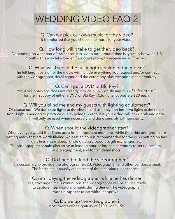 Wedding Video FAQ Page 2.jpg