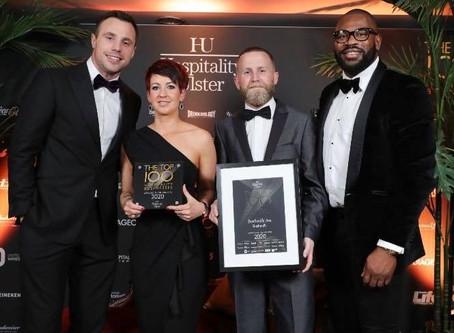 Top 100 Hospitality Business Winners