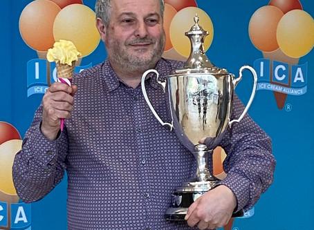 Morellis win at National Ice Cream Awards