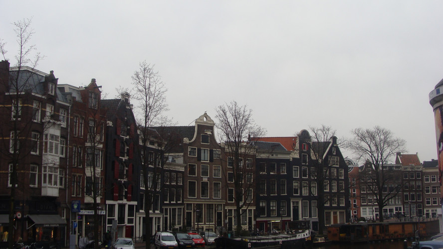 #tbt Travel Diaries - Sex, Drugs & Rock n' Roll, I Must Be in Amsterdam