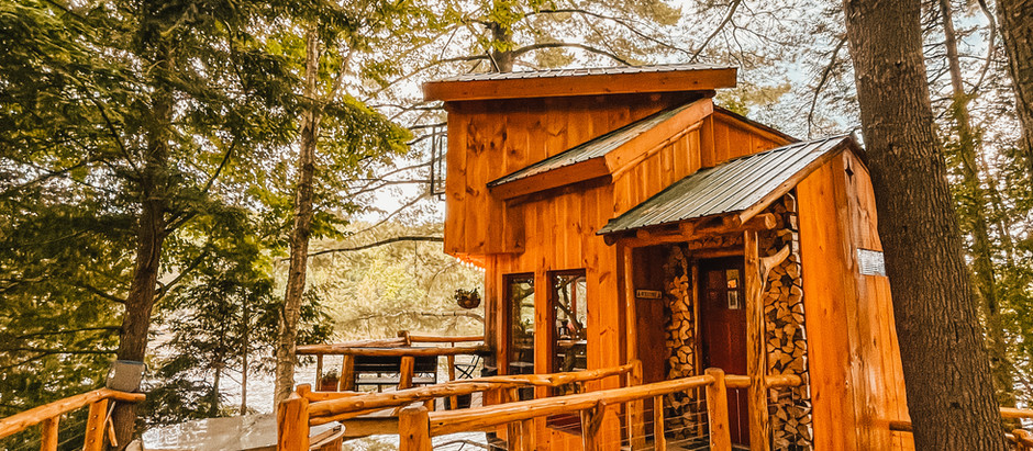 The Vermont Treehouse You Must Book Your Next Stay At