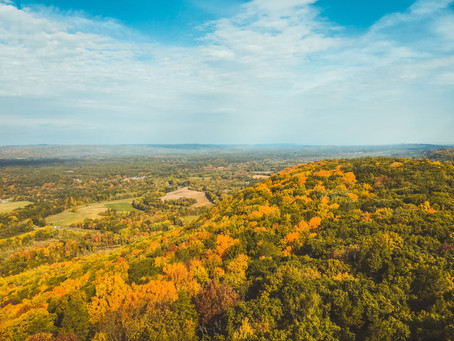 Best Fall Hikes in Connecticut