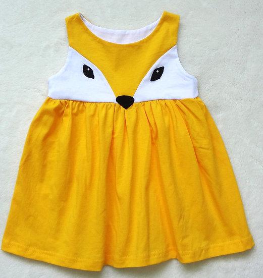 Платье летнее Лиса