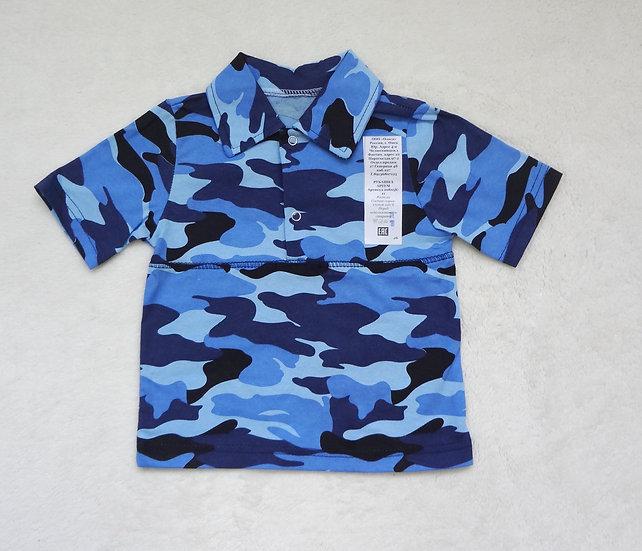 Рубашка камуфляжная кор.рукав