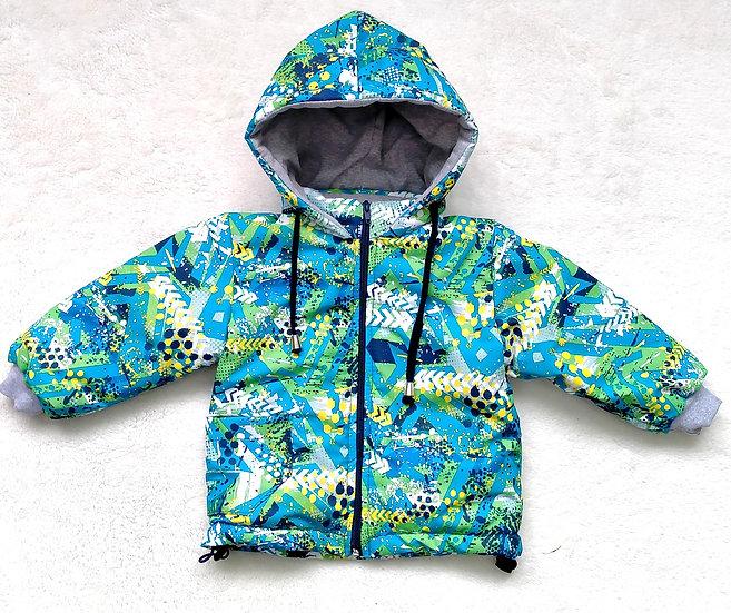 Куртка для мальчика (весна-осень)
