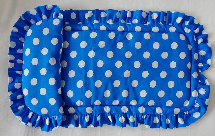 Комплект в коляску (матрасик + подушка)