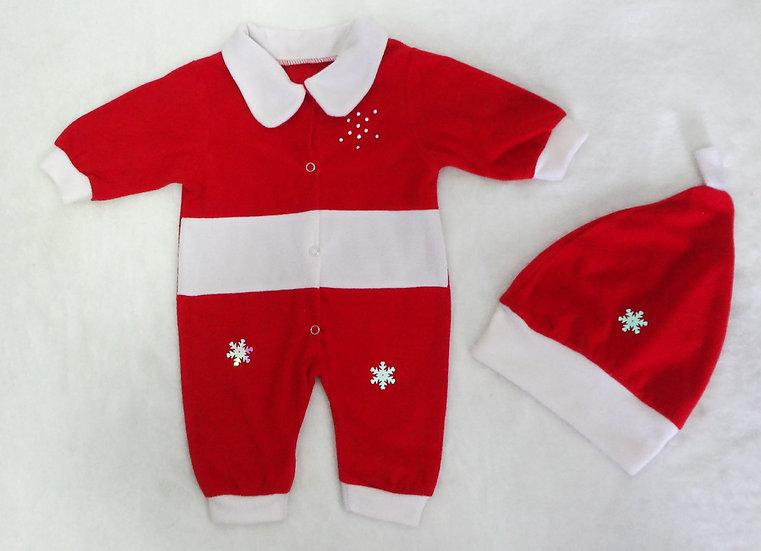 Новогодний комплект для малышей