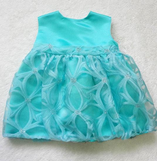 Платье нарядное баллон