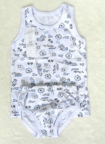 Комплект плавки+майка для мальчика