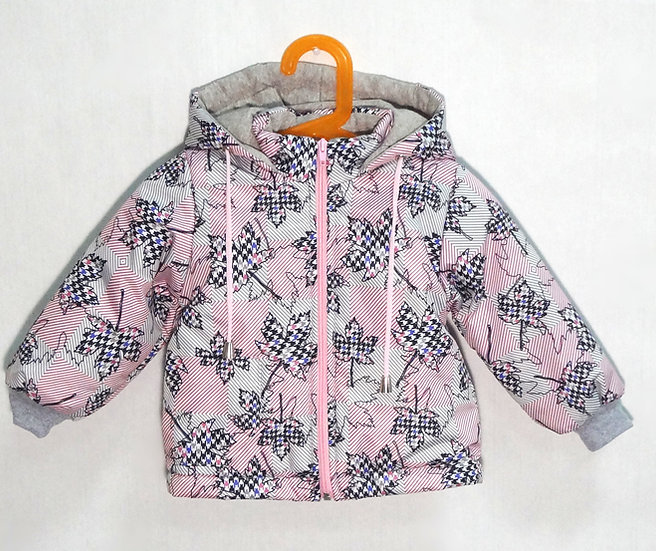 Куртка для девочки (весна-осень)