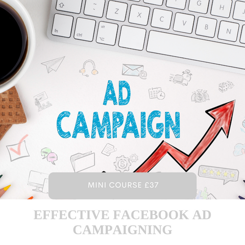 Reaching out to your ideal client with Facebook Ad campaigns is essential, and this mini course will talk you through how