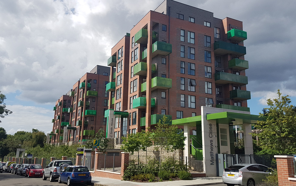 Brook Avenue, Wembley - NETWORK HOUSING
