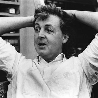 Paul McCartney - Hastings Studio 1992