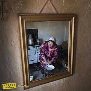 Human Landscape Yoruk Shepherdess, Macedonia  2017  Image: Gillian Allard © Sky Arts 2017