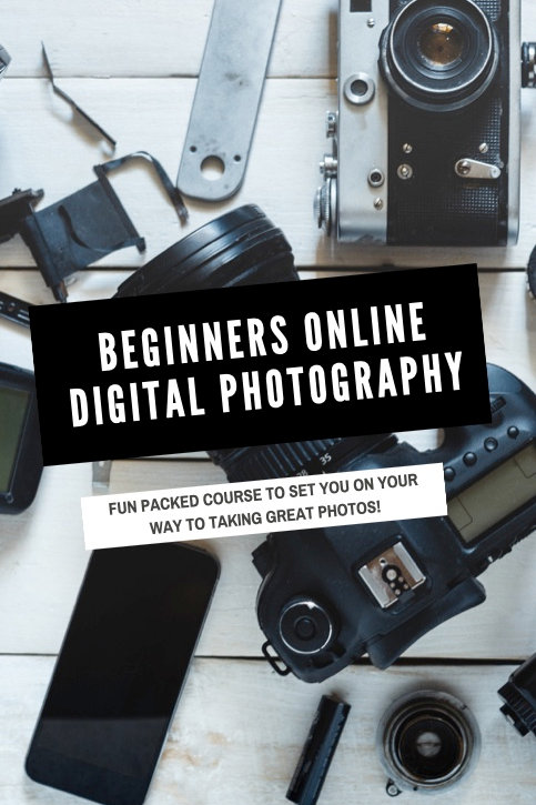 Beginners Online Digital Photography Course