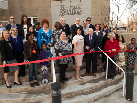 Community Investment Strategies Held Ribbon Cutting Ceremony for Bloomfield Affordable Sen. Housing