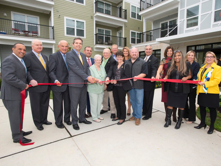 CIS Cuts the Ribbon to Officially Open Bayshore Village
