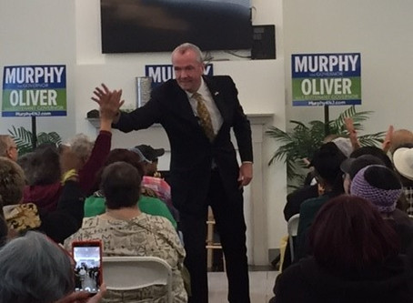 Heritage Village at Bloomfield Hosts Phil Murphy Town Hall Event