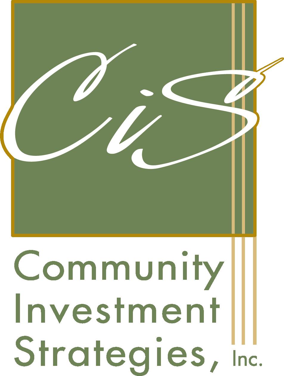 What We Do   CommunityInvestment Strategies, Inc