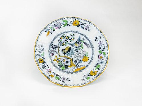 Vintage Ashworth China Dessert/Cake Plate