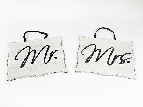 Tyler Mr. & Mrs. Signs