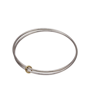 AGATA Bracelet bangle double