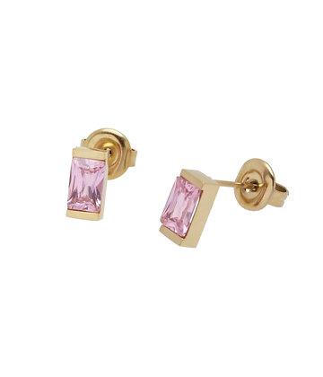 ISAIAH Earrings baguette small