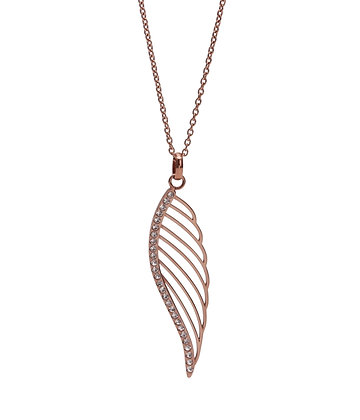 POSITIVE Necklace wing