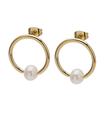 KELLIE Earrings round medium