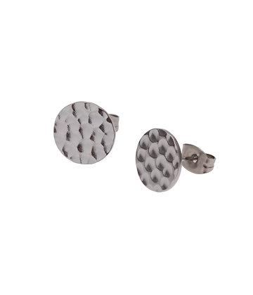 CARI Earrings round small