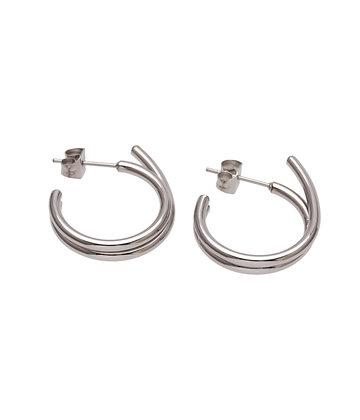 AGATA Earrings double hope