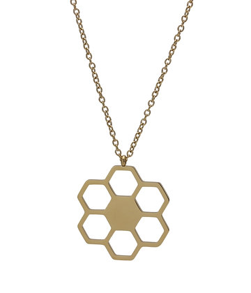 COSMOS Necklace bee