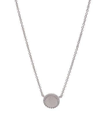 FAITH Necklace round