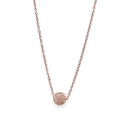 ALISON Necklace crystal ball