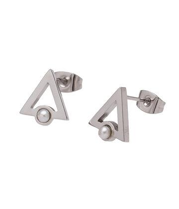 BARSA Earrings small triangle