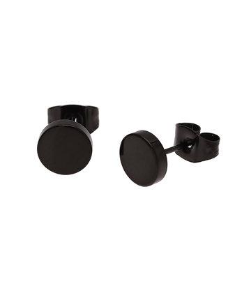 JAEDA Earrings flat round