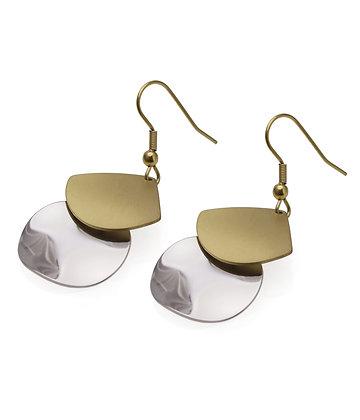 EUPHONY Earrings double