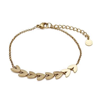 DAPHNE Bracelet leaf