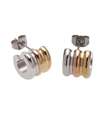 AGATA Earring triple color