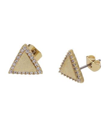 FAITH Earrings triangle s