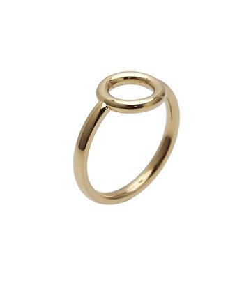 OTA Ring fine simple round